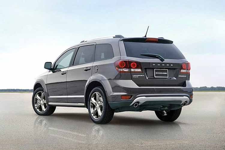 2019 Dodge Journey rear