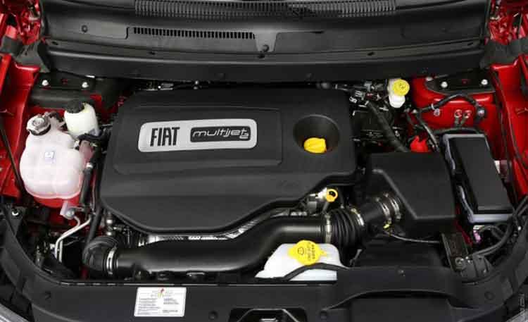2019 Fiat Freemont engine