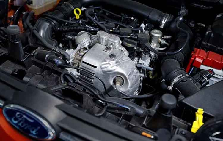 2019 Ford Ecosport engine