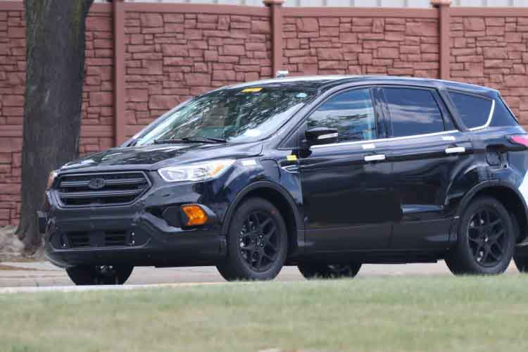 2019 Ford Escape Hybrid spied