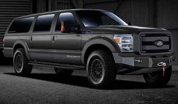 2019 Ford Excursion