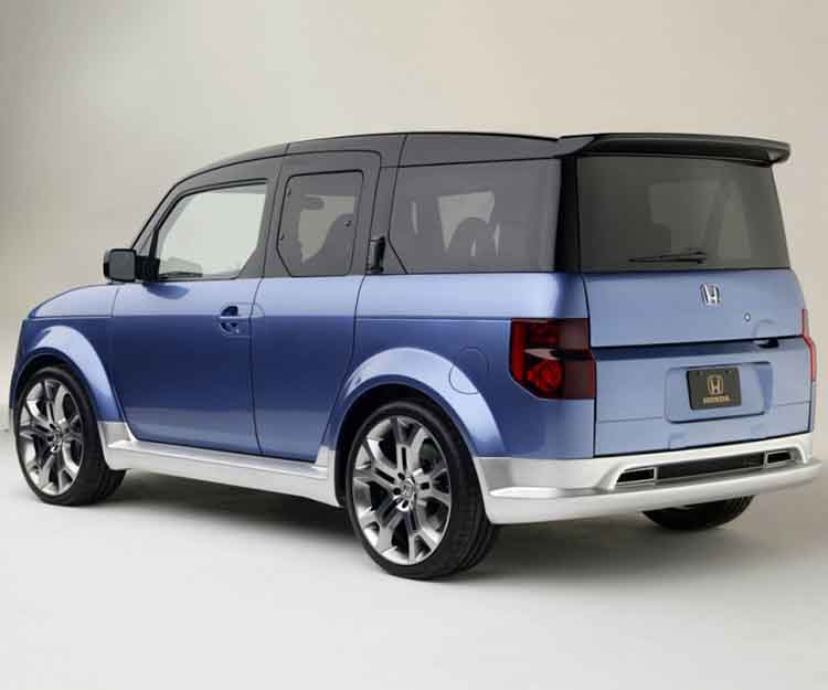 Honda Element Concept >> 2019 Honda Element - coming back, return, price, release date, interior
