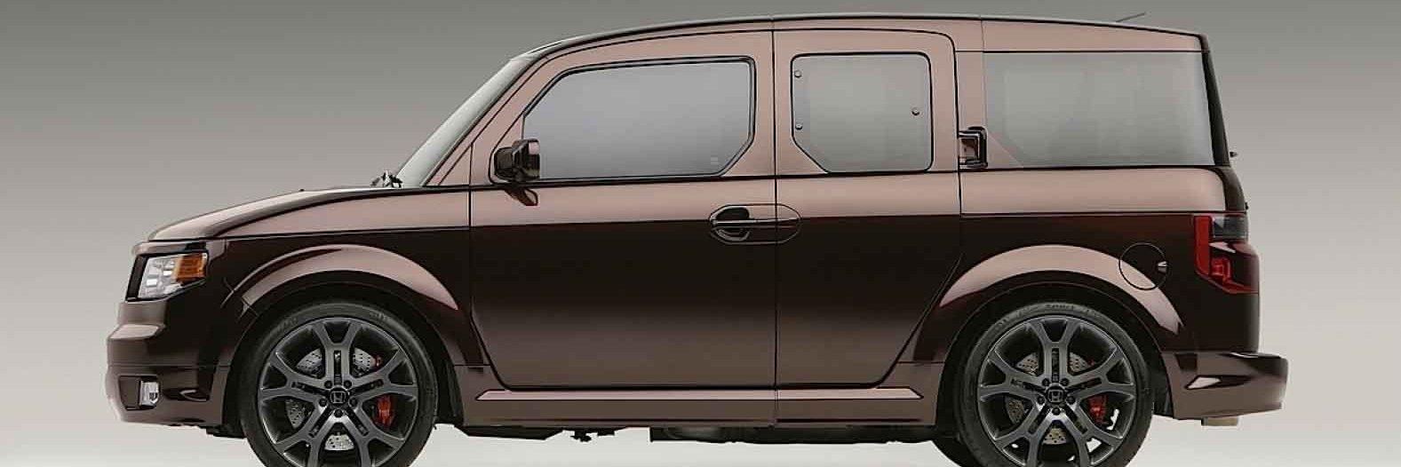 2019 Honda Element