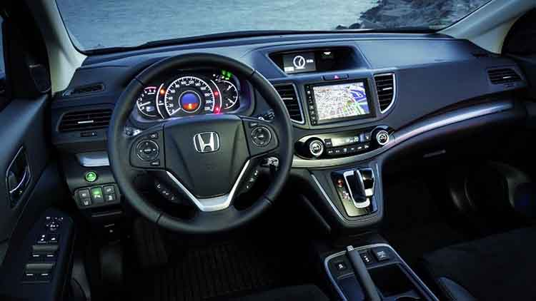 2019 Honda HR-V interior