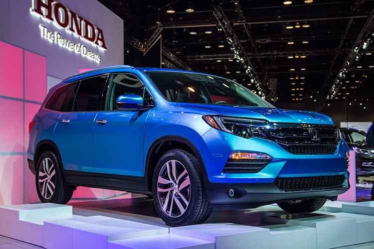2019 Honda Pilot Hybrid
