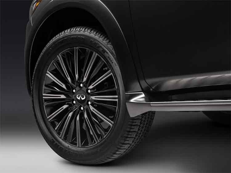 2019 Infiniti QX60 wheel