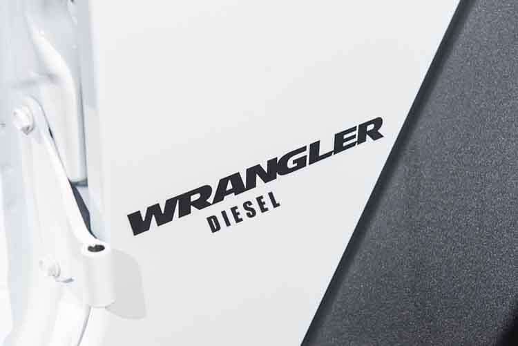 2019 Jeep Wrangler Diesel logo
