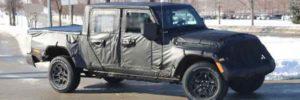 2019 Jeep Wrangler side