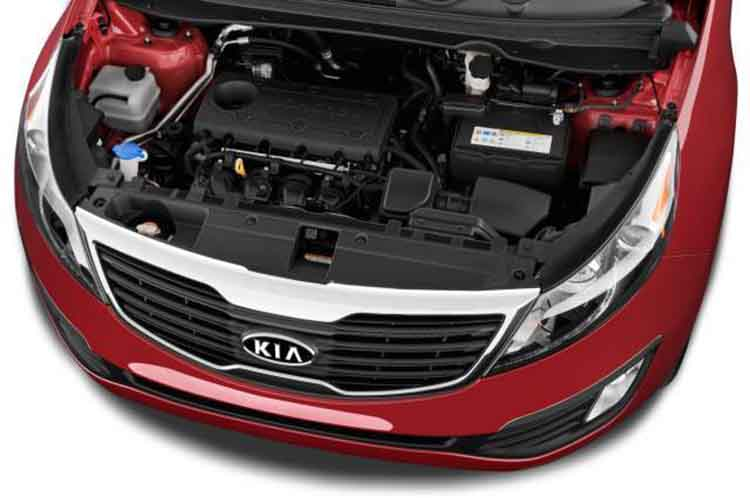 2019 Kia Sportage engine