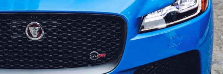 2019 Jaguar F-Pace SVR front