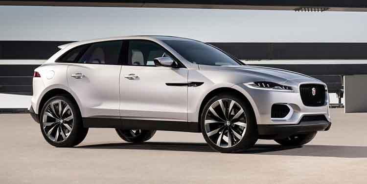 2019 Jaguar XQ