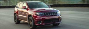2019 Jeep Grand Cherokee SRT front