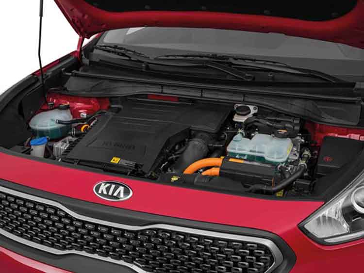 2019 Kia Niro engine