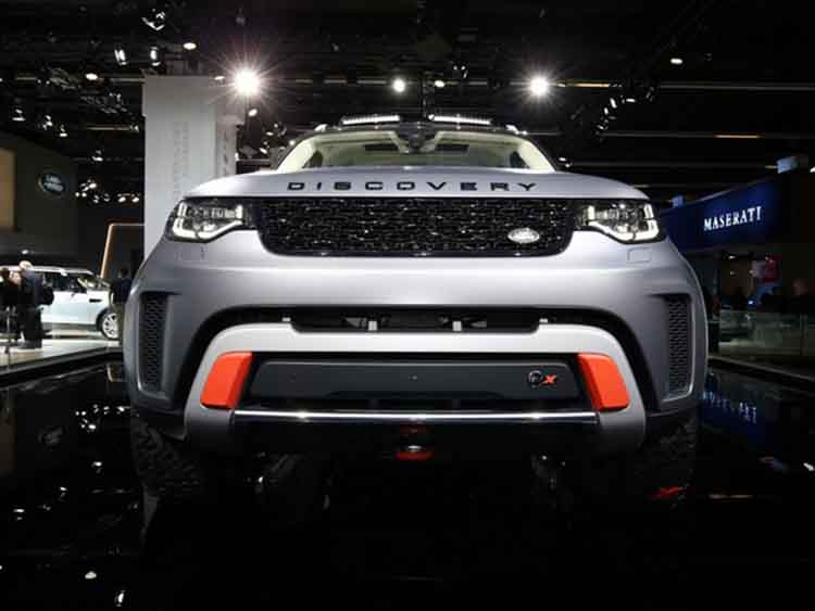 2019 Land Rover Discovery Svx To Cost Over 70 000 Best Suv