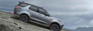 2019 Land Rover Discovery SVX side