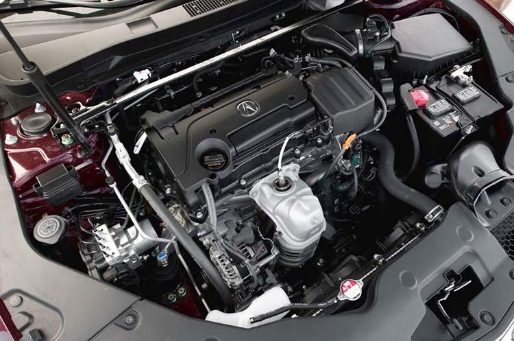 2020 Acura MDX specs