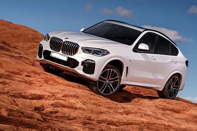 2020 BMW X6 concept