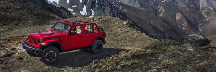 2020 Jeep Wrangler changes