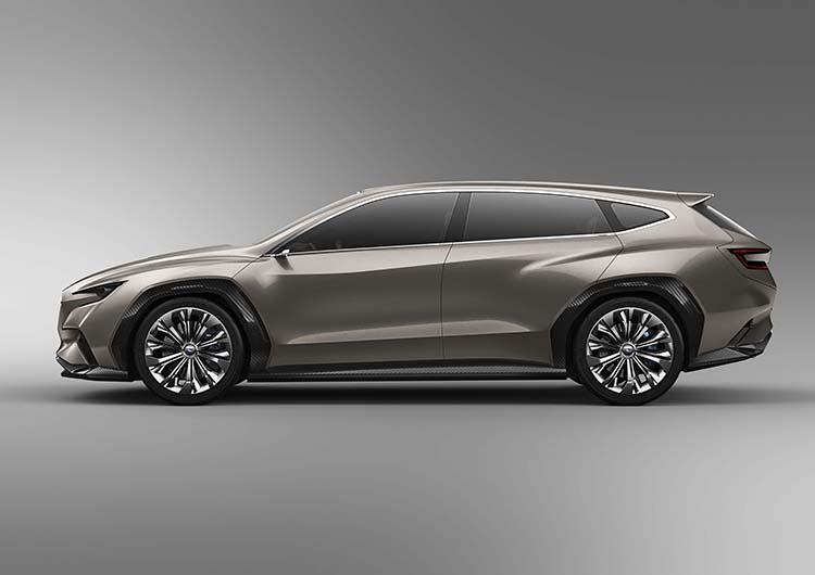 2020 Subaru Outback redesign
