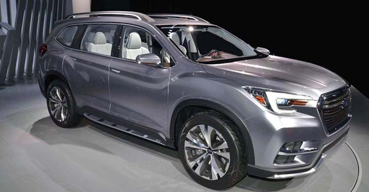 2020 Subaru Outback specs