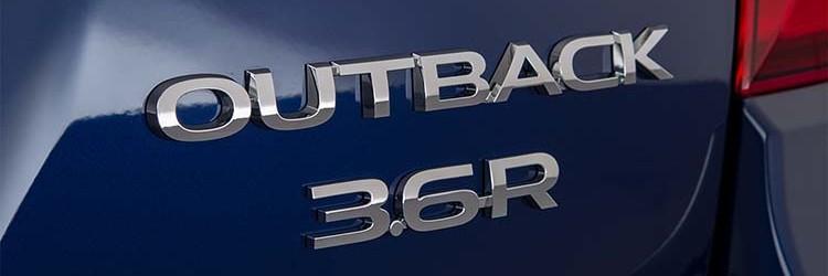2020 Subaru Outback wagon
