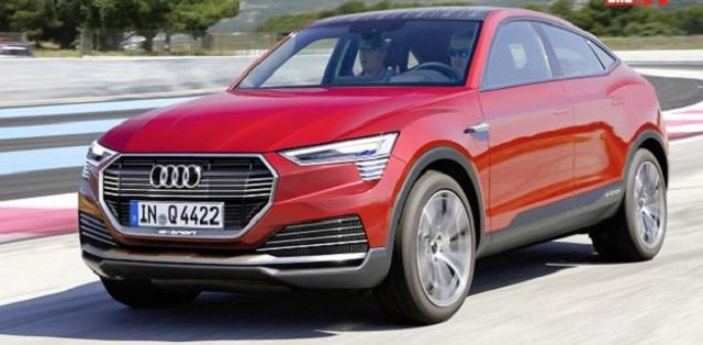 2020 Audi Q4 front view