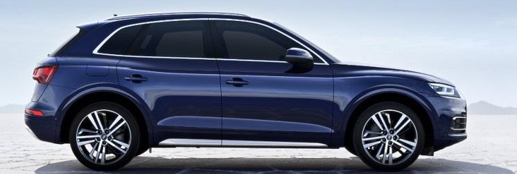 2020 Audi Q5 review
