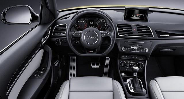 2020 Audi SQ3 interior