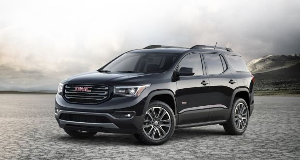2020 GMC Acadia review