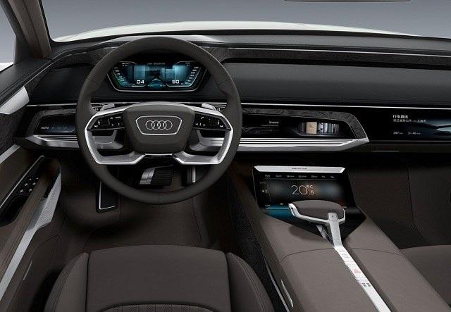 2020 Audi Q6 interior