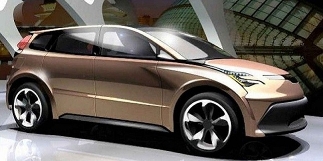 2020 Toyota Venza Concept New Release for 2020 Toyota Venza Concept