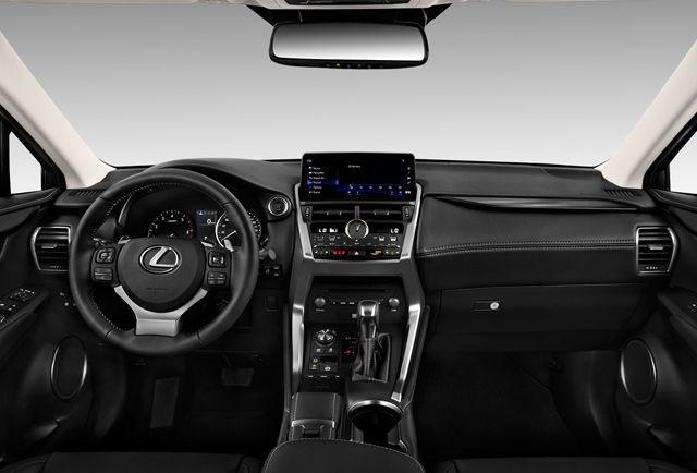 Lexus NX300 Interior