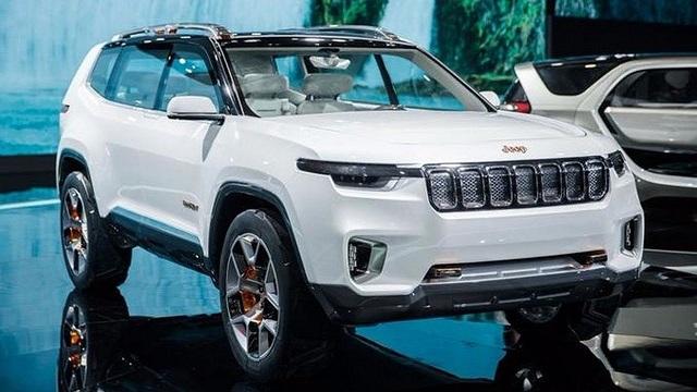 2020 Jeep Wagoneer