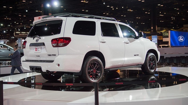2020 Toyota Sequoia TRD Pro release date