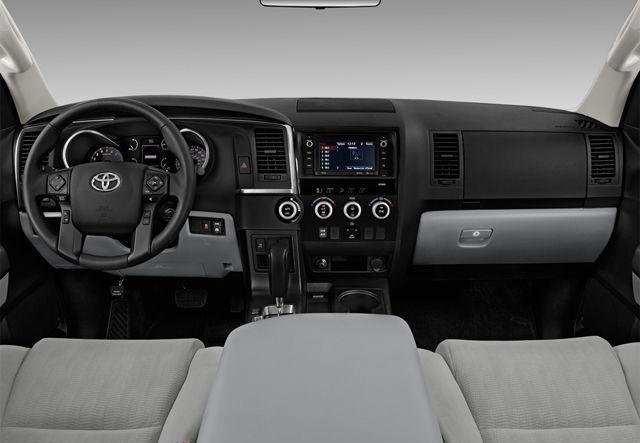 2020 Toyota Sequoia interior