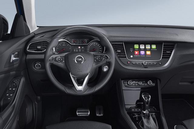 Opel GrandLand X Interior