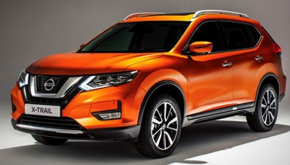 2020 Nissan X-Trail