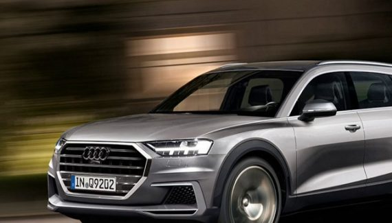 2020 Audi Q9 Illustration