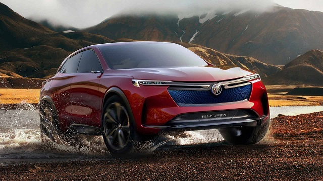 2020 Buick Enspire