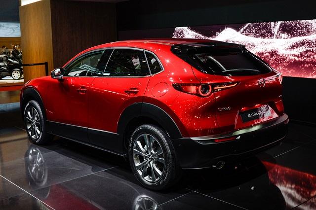 2020 Mazda CX-30 rear