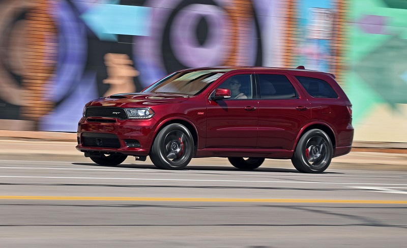 Dodge Durango Redesign