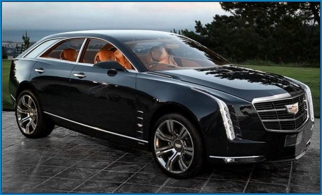 2020 Cadillac XT9 Concept