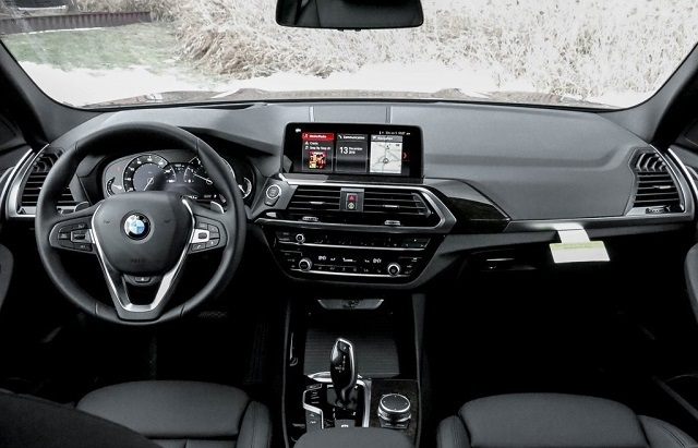 2021 BMW X3 Interior