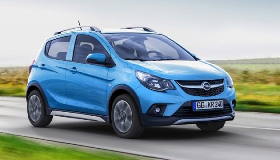 2020 Opel Karl