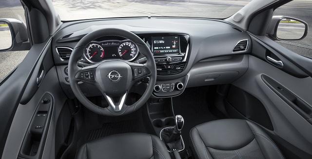 2020 Opel Karl Interior