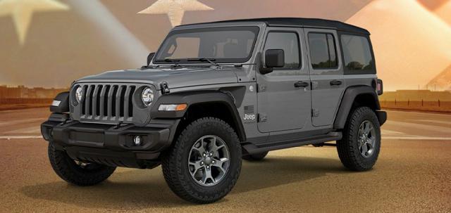 2021 Jeep Wrangler Freedom Edition