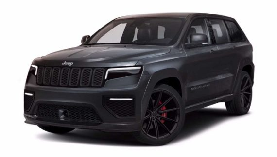 2021 Jeep Grand Cherokee Rendering
