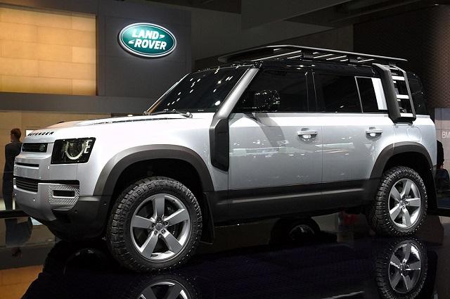 2021 Land Rover Defender Comeback, Price and Interior ...
